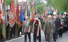 Celebrations of the 217th anniversary of the Constitution of the 3rd of May