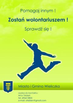 A może wolontariat...